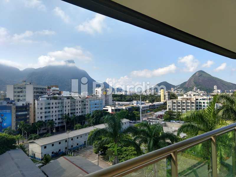 Varanda suites - Cobertura Leblon, Zona Sul,Rio de Janeiro, RJ À Venda, 3 Quartos, 166m² - LACO30276 - 12