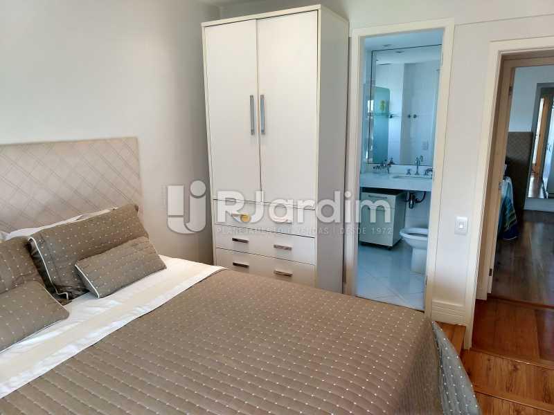 Suite - Cobertura Leblon, Zona Sul,Rio de Janeiro, RJ À Venda, 3 Quartos, 166m² - LACO30276 - 9