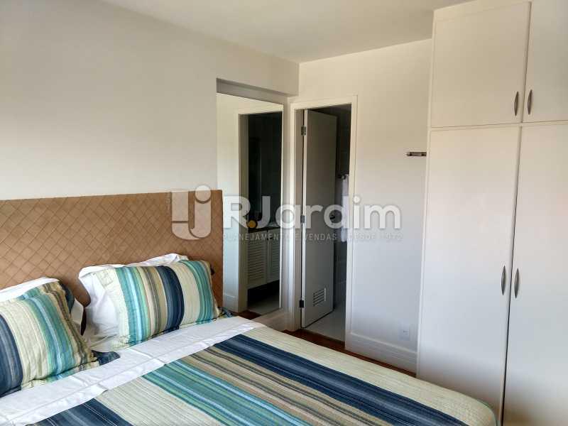 Suite  - Cobertura Leblon, Zona Sul,Rio de Janeiro, RJ À Venda, 3 Quartos, 166m² - LACO30276 - 13