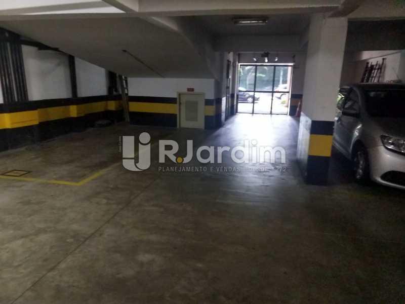 Garagem - Cobertura Leblon, Zona Sul,Rio de Janeiro, RJ À Venda, 3 Quartos, 166m² - LACO30276 - 31