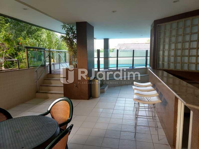 Bar - Cobertura Leblon, Zona Sul,Rio de Janeiro, RJ À Venda, 3 Quartos, 166m² - LACO30276 - 27