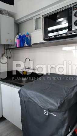 Área de serviços - Apartamento Botafogo 3 Quartos - LAAP32083 - 26