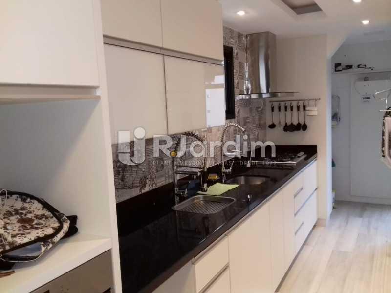 Cozinha - Apartamento Botafogo 3 Quartos - LAAP32083 - 25