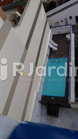 Vista lazer/piscina - Apartamento Botafogo 3 Quartos - LAAP32083 - 6