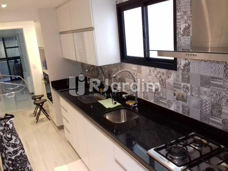Cozinha - Apartamento Botafogo 3 Quartos - LAAP32083 - 29