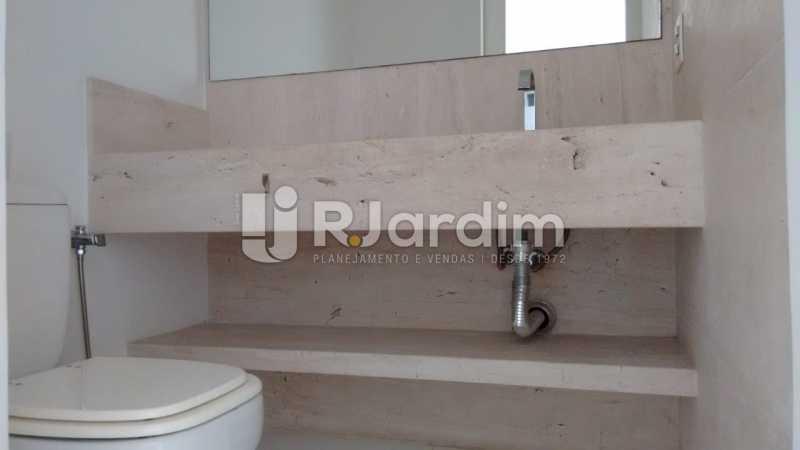 lavabo - Cobertura Jardim Botânico 2 Quartos Aluguel - LACO20100 - 3