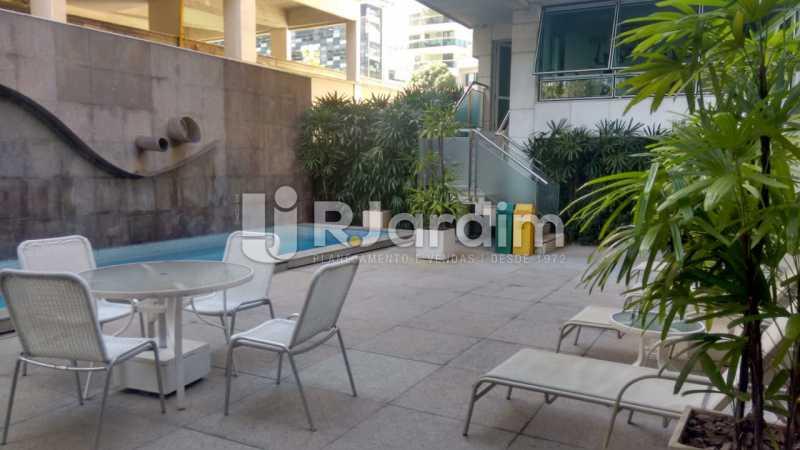 piscina do condominio - Cobertura Jardim Botânico 2 Quartos Aluguel - LACO20100 - 18