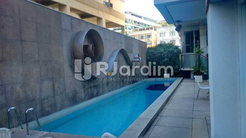 piscina do condominio - Cobertura Jardim Botânico 2 Quartos Aluguel - LACO20100 - 20
