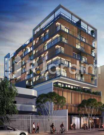 MEET. - Apartamento Botafogo, Zona Sul,Rio de Janeiro, RJ À Venda, 3 Quartos, 101m² - LAAP32297 - 1