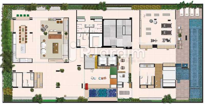 MEET. - Apartamento Botafogo, Zona Sul,Rio de Janeiro, RJ À Venda, 3 Quartos, 101m² - LAAP32297 - 15