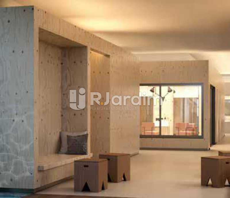 MEET. - Apartamento Botafogo, Zona Sul,Rio de Janeiro, RJ À Venda, 3 Quartos, 101m² - LAAP32297 - 9