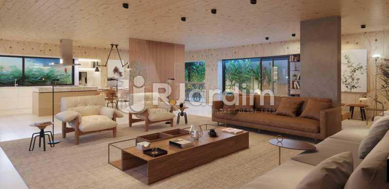 MEET. - Apartamento Botafogo, Zona Sul,Rio de Janeiro, RJ À Venda, 3 Quartos, 101m² - LAAP32297 - 10