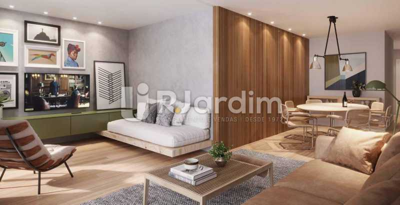 MEET. - Apartamento Botafogo, Zona Sul,Rio de Janeiro, RJ À Venda, 3 Quartos, 101m² - LAAP32297 - 18