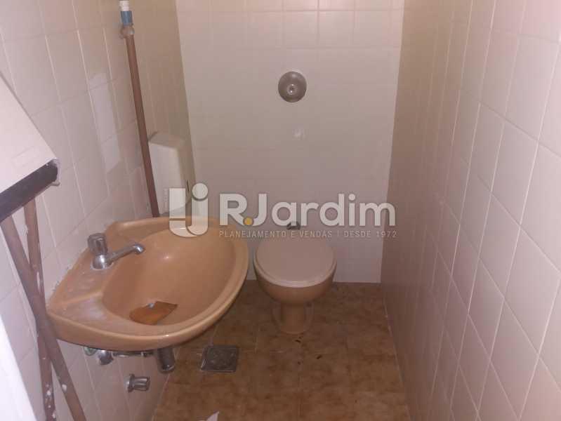 Banheiro - Sala Comercial 43m² à venda Rua Visconde de Pirajá,Ipanema, Zona Sul,Rio de Janeiro - R$ 700.000 - LASL00207 - 6