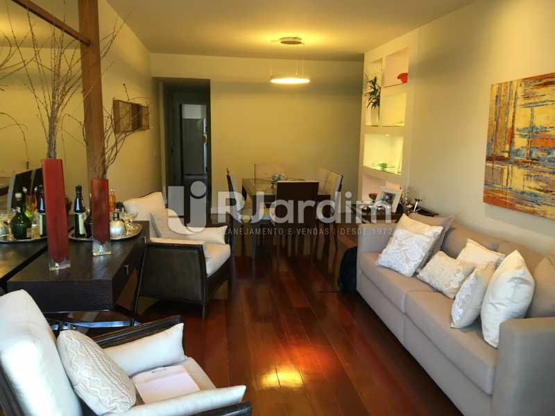 Sala - Apartamento À Venda - Gávea - Rio de Janeiro - RJ - LAAP32087 - 4