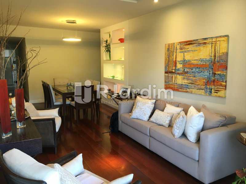 Sala - Apartamento À Venda - Gávea - Rio de Janeiro - RJ - LAAP32087 - 5
