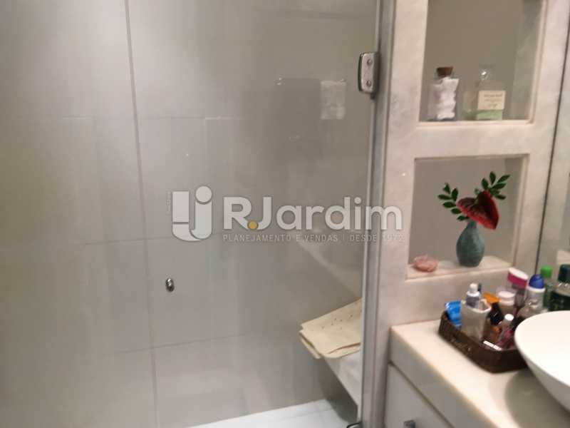 Banheiro/Suíte - Apartamento À Venda - Gávea - Rio de Janeiro - RJ - LAAP32087 - 15
