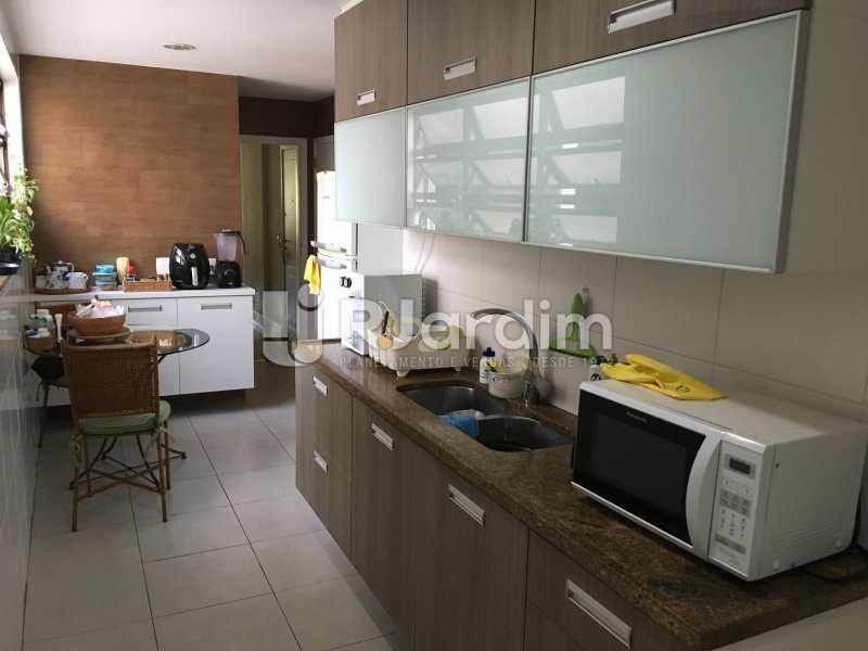 Cozinha - Apartamento À Venda - Gávea - Rio de Janeiro - RJ - LAAP32087 - 24