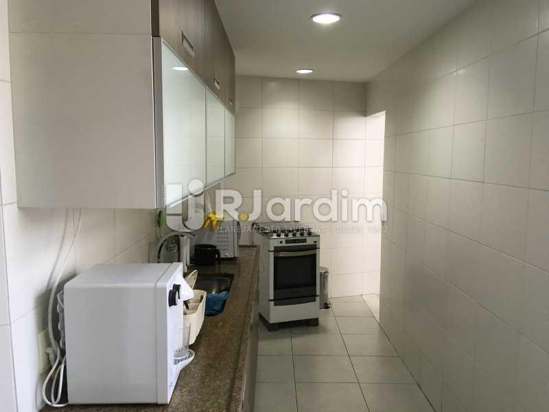 Cozinha - Apartamento À Venda - Gávea - Rio de Janeiro - RJ - LAAP32087 - 25