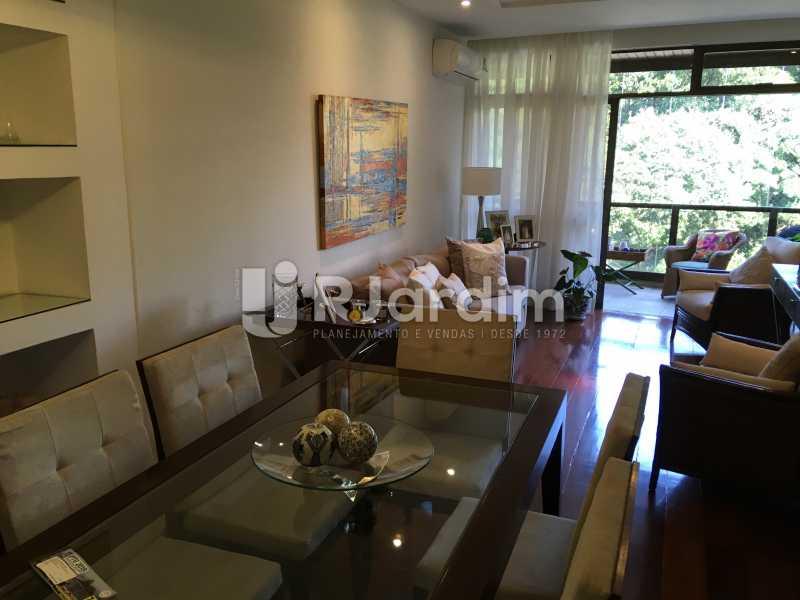 Sala - Apartamento À Venda - Gávea - Rio de Janeiro - RJ - LAAP32087 - 6