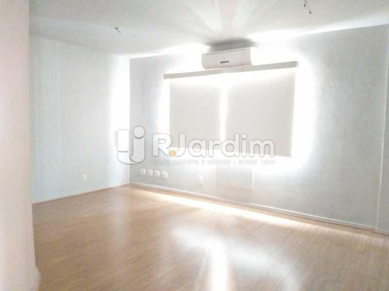 sala - Apartamento Jardim Botânico 2 Quartos Aluguel Administração Imóveis - LAAP21477 - 4