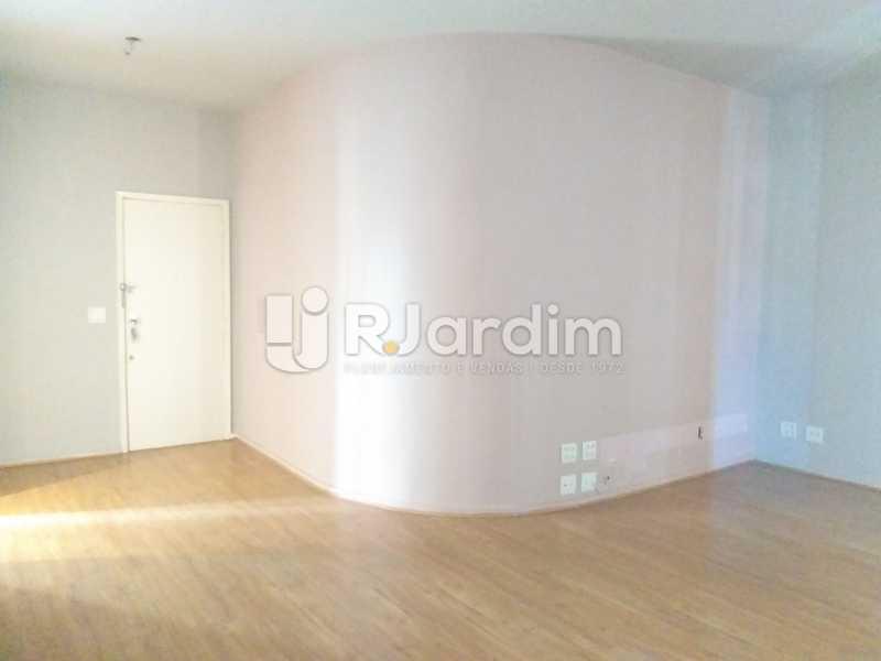 sala - Apartamento Jardim Botânico 2 Quartos Aluguel Administração Imóveis - LAAP21477 - 3
