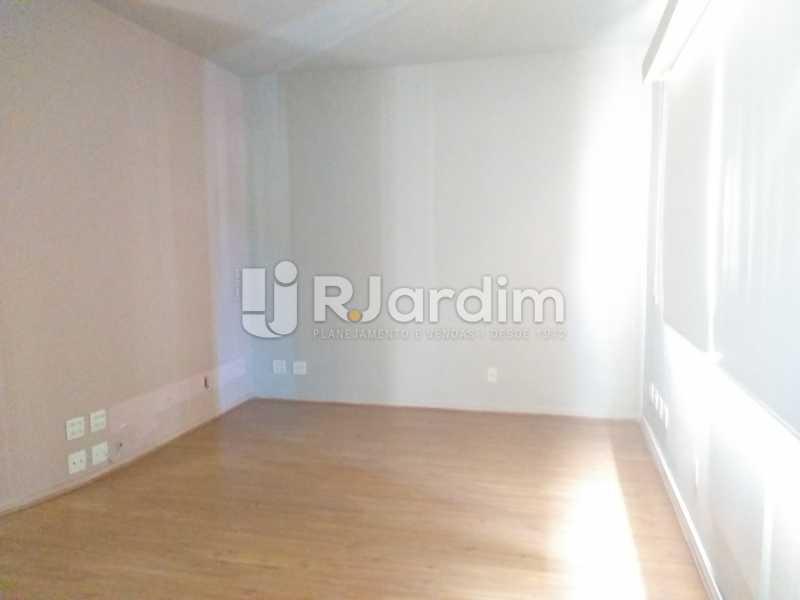sala - Apartamento Jardim Botânico 2 Quartos Aluguel Administração Imóveis - LAAP21477 - 5