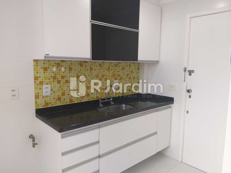 cozinha - Apartamento Jardim Botânico 2 Quartos Aluguel Administração Imóveis - LAAP21477 - 16