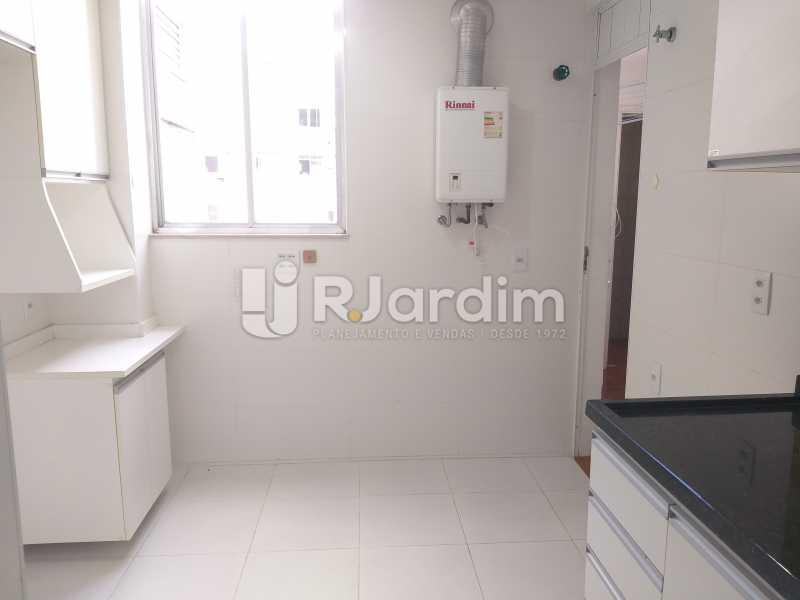 cozinha - Apartamento Jardim Botânico 2 Quartos Aluguel Administração Imóveis - LAAP21477 - 17