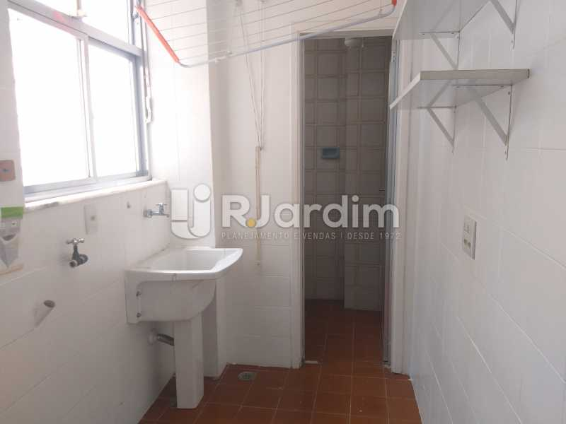 area de serviço - Apartamento Jardim Botânico 2 Quartos Aluguel Administração Imóveis - LAAP21477 - 19