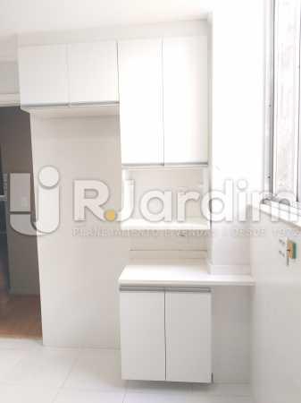 cozinha - Apartamento Jardim Botânico 2 Quartos Aluguel Administração Imóveis - LAAP21477 - 18