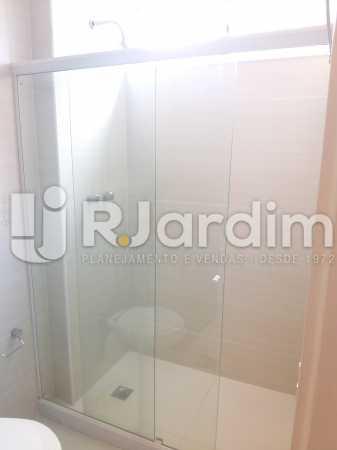 banheiro suite - Apartamento Jardim Botânico 2 Quartos Aluguel Administração Imóveis - LAAP21477 - 11
