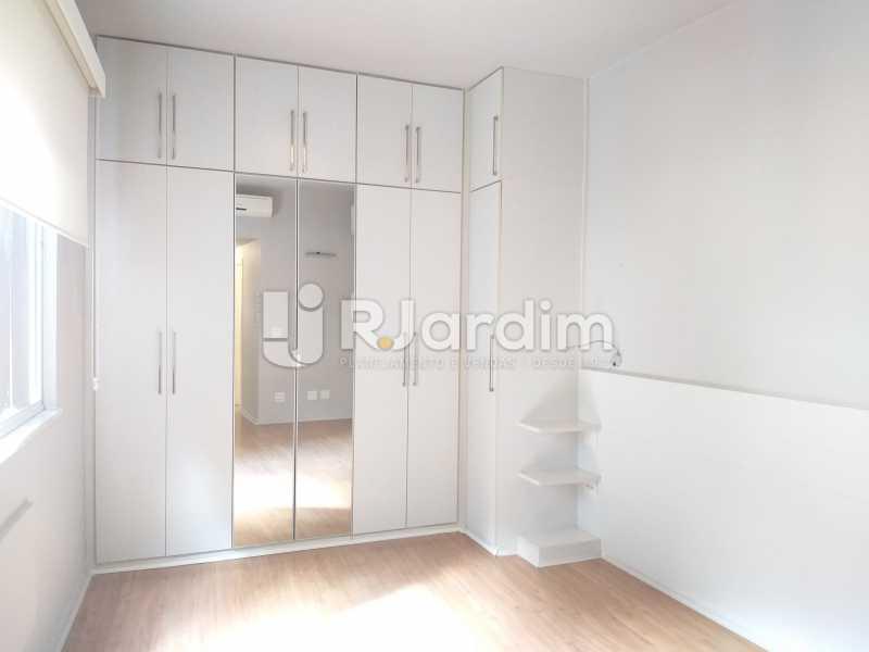 suite - Apartamento Jardim Botânico 2 Quartos Aluguel Administração Imóveis - LAAP21477 - 8