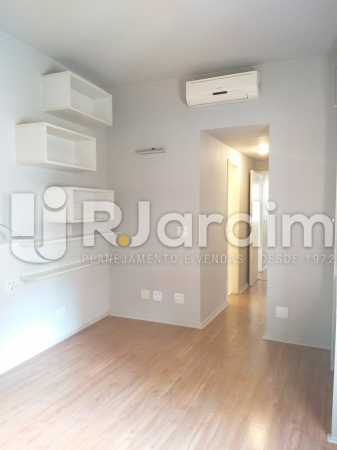 suite - Apartamento Jardim Botânico 2 Quartos Aluguel Administração Imóveis - LAAP21477 - 9