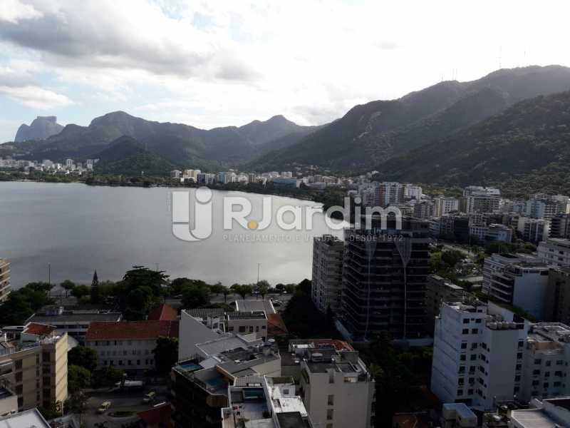 Vista Lagoa - Cobertura À Venda - Lagoa - Rio de Janeiro - RJ - LACO40183 - 4