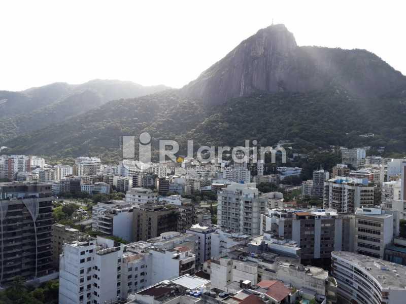 Vista - Cobertura À Venda - Lagoa - Rio de Janeiro - RJ - LACO40183 - 1