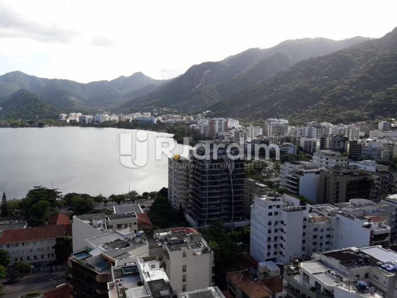 Vista - Cobertura À Venda - Lagoa - Rio de Janeiro - RJ - LACO40183 - 3