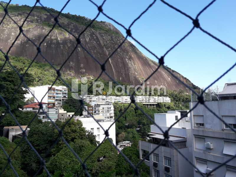 Vista quarto - Cobertura À Venda - Lagoa - Rio de Janeiro - RJ - LACO40183 - 12