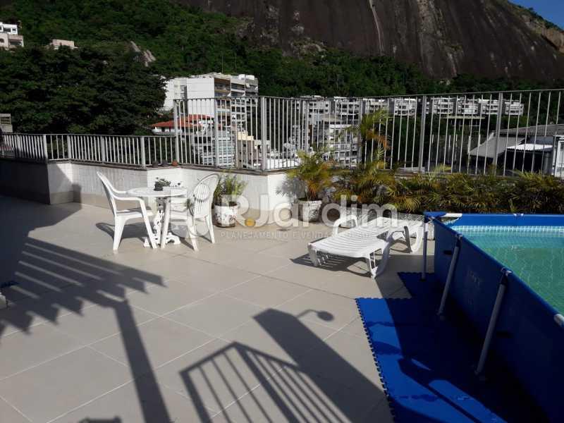Terraço - Cobertura À Venda - Lagoa - Rio de Janeiro - RJ - LACO40183 - 14