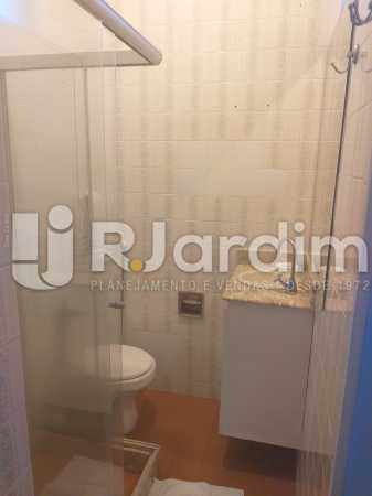 banheiro suite - Apartamento Leblon, Zona Sul,Rio de Janeiro, RJ Para Alugar, 2 Quartos, 85m² - LAAP21482 - 11