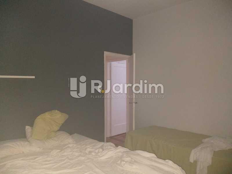 quarto - Apartamento Leblon, Zona Sul,Rio de Janeiro, RJ Para Alugar, 2 Quartos, 85m² - LAAP21482 - 13