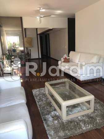 sala - Apartamento Ipanema 4 Quartos Aluguel Administração Imóveis - LAAP40776 - 1