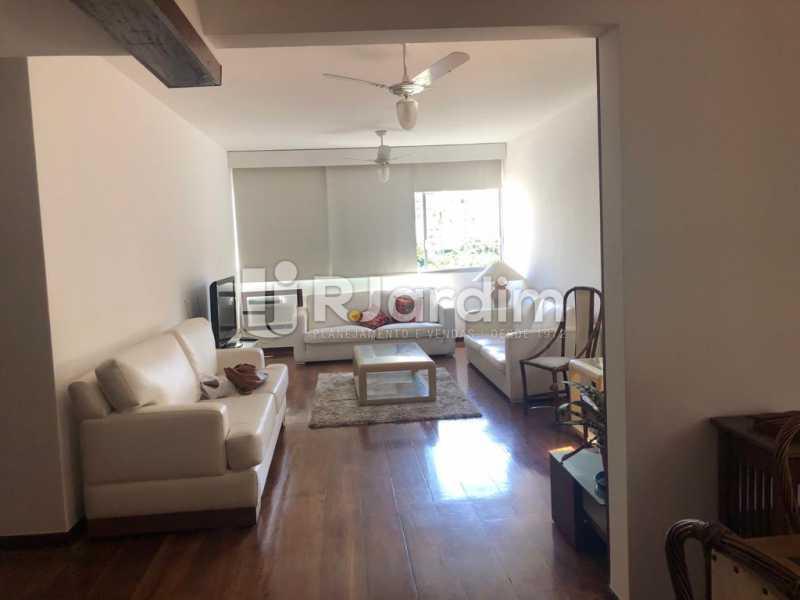 sala - Apartamento Ipanema 4 Quartos Aluguel Administração Imóveis - LAAP40776 - 4