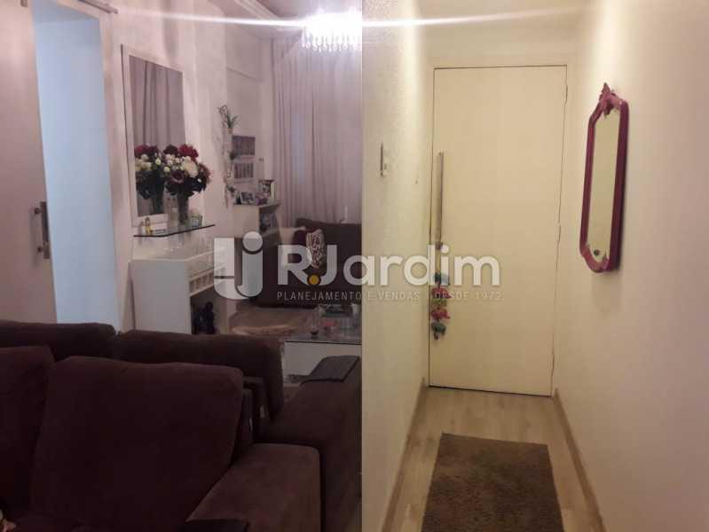 sala e cirulaçao - Apartamento Ipanema 2 Quartos Compra Venda Avaliação Imóveis - LAAP21483 - 7