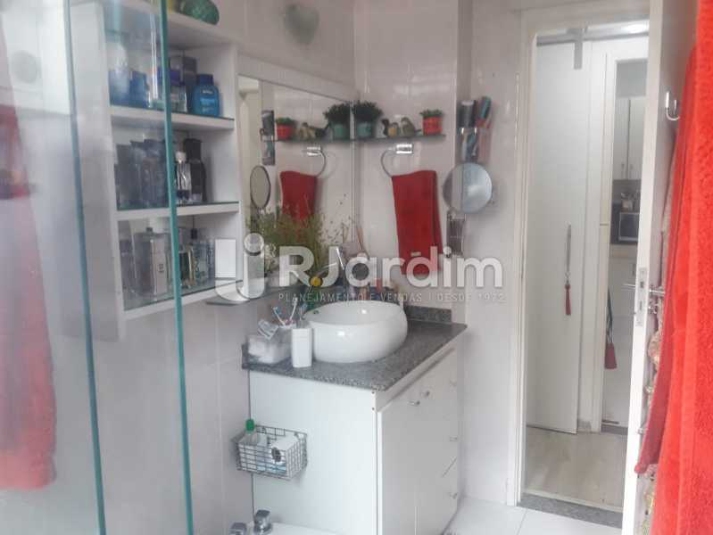 suite - Apartamento Ipanema 2 Quartos Compra Venda Avaliação Imóveis - LAAP21483 - 9