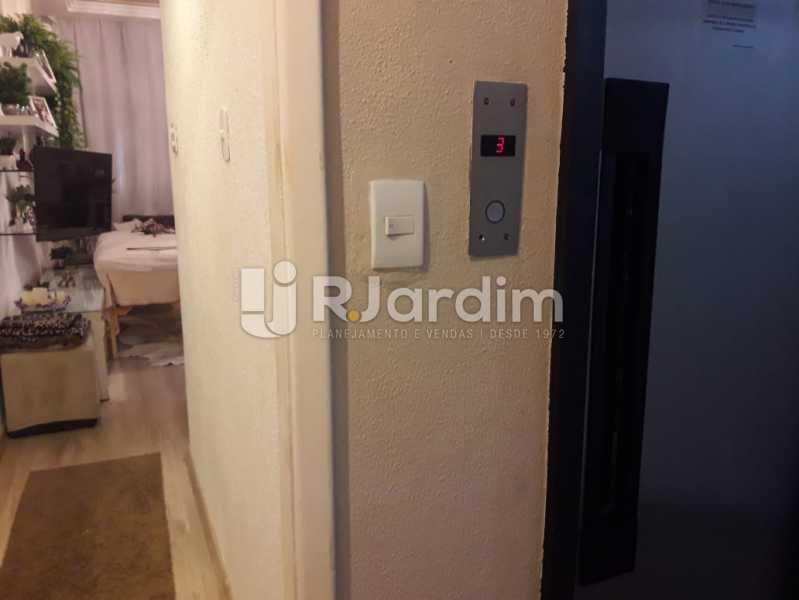 circulaçao - Apartamento Ipanema 2 Quartos Compra Venda Avaliação Imóveis - LAAP21483 - 12