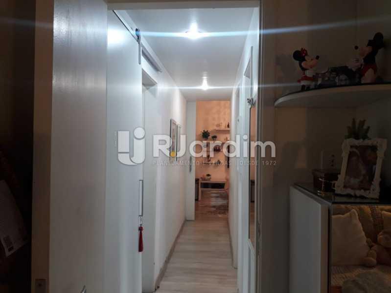 circulaçao - Apartamento Ipanema 2 Quartos Compra Venda Avaliação Imóveis - LAAP21483 - 13