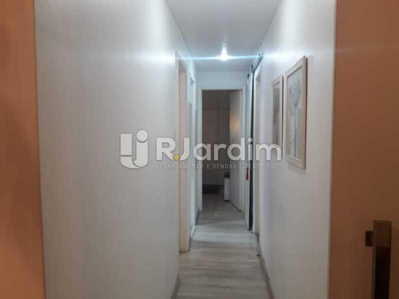 corredor - Apartamento Ipanema 2 Quartos Compra Venda Avaliação Imóveis - LAAP21483 - 21