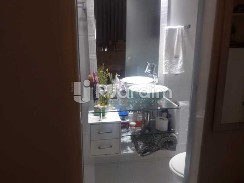 banheiro - Apartamento Ipanema 2 Quartos Compra Venda Avaliação Imóveis - LAAP21483 - 23