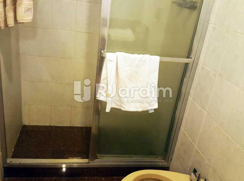 WC serviço - Apartamento Jardim Botânico 3 Quartos Compra Venda Avaliação Imóveis - LAAP32092 - 24
